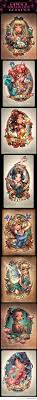 cool cartoon tattoos 149 best tattoos images on pinterest drawings tattoo ideas and