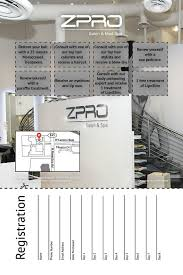 zpro salon u0026 med spa tyon weekes graphic designer
