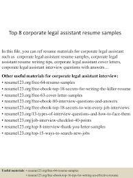 Secretary Assistant Resume Cover Letter Sample Legal Secretary Resumes Assistant Resume