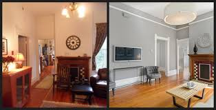 Before And After Living Rooms by Before U0026 After The Power Of Good U201cvision U201d Domicile Properties