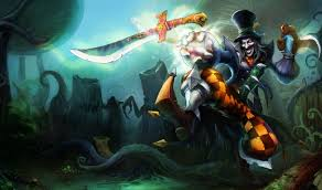 fiddlesticks guide mad hatter shaco league of legends lol champion skin on mobafire