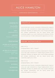 Best Resume Templates Etsy by Top 6 Resume Templates For Mac Hashthemes