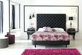 chambre avec lit noir chambre lit noir tate de originale en pour une aclacgante tete ado