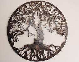 tree of life home decor wall art designs metal wall art trees tree of life antique look