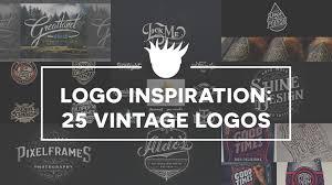 design a vintage logo free beautiful vintage logos for design inspiration