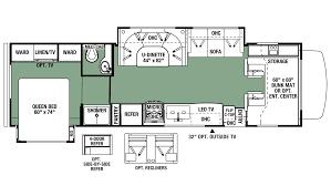 class c motorhome floor plans forest river forester 3011ds gas class c motorhome