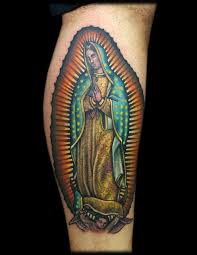 10 epic tattoo homages to la virgen de guadalupe