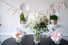 inexpensive wedding flowers wedding flowers 4 centerpieces for your bridal shower photos