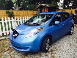 nissan leaf near me life with a used nissan leaf 18 months on