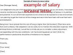 pay raise letter template cvletter billybullock us