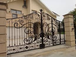 Iron Gate Designs For Homes