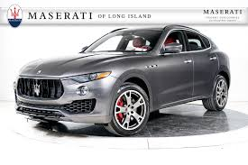 maserati levante blacked out new 2017 maserati levante s for sale fort lauderdale fl vin