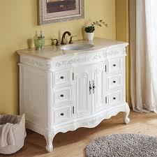 Amazon Bathroom Furniture by Amazon Com Silkroad Exclusive Countertop Marble Single Sink