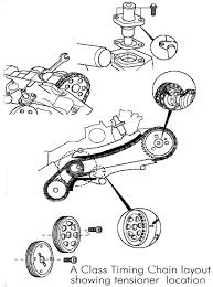 bert rowe u0027s mercedes benz u0027a u0027 class info timing chain replacement