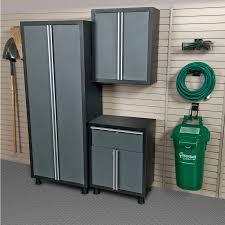 plastic storage cabinets for garage modern garage with blue hawk metal garage cabinet 3 pieces cabinet storage garage system
