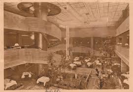 german modernist interiors