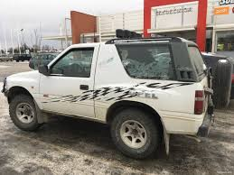 opel frontera 4x4 opel frontera sport 2 0i 4x4 1992 used vehicle nettiauto