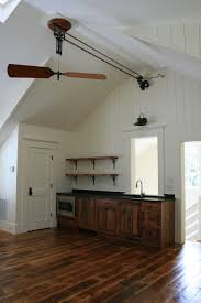 pulley driven ceiling fans guest suite over garage pulley fan home pinterest guest suite