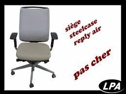 fauteuil de bureau steelcase steelcase reply air fauteuil mobilier de bureau lpa