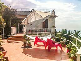 Sorrento Beach House Rentals Private Villa For 8 People With Terrace With An Enchanting Sea And