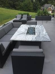 St Louis Modern Furniture by Louis Contemporary Fire Pits Patio With Environmental Restoration