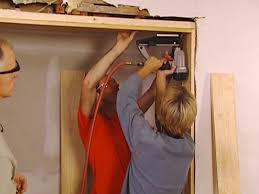 Hang Exterior Door How To Install A New Door Jamb How Tos Diy