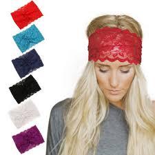 lace headband women lace headband bohemian turban lace pattern headband