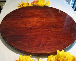 40 Inch Table 40 Inch Lazy Susan Etsy