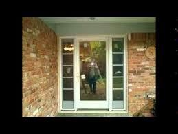 atrium sliding glass doors atrium doors youtube