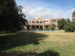 beautiful moroccan style villa for sale in the palmeraie six