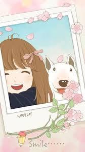 anime girl android live wallpaper lovely christmas girl live wallpaper cute wallpapers pinterest