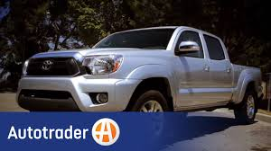 2013 toyota tacoma truck car review autotrader