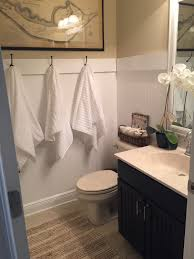 Powder Room Towels - makeover monday the powder room reveal starfish cottage