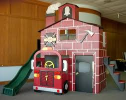 The  Best Images About Kids On Pinterest Boys Ana White And - Firefighter kids room