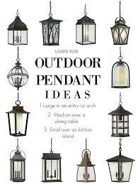 large exterior light fixtures impressive best 25 outdoor pendant