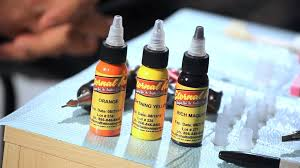 tattoo ink pictures 5 types of tattoo ink tattoo artist youtube