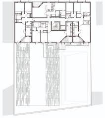 Apartment Building Floor Plans by Gallery Of Apartment Building In Pantin Benjamin Fleury