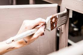 painting stained wood kitchen cabinets should you stain or paint kitchen cabinets awa kitchen