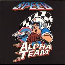 alpha team speed racer amazon music