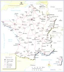France Map With Cities by Cities Of Germany Map Pleasing And Surrounding Countries With