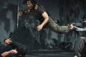 Lean On Me Movie Bathroom Scene Gareth Evans On Making U0027the Raid U0027 U0027s Best Action Scenes