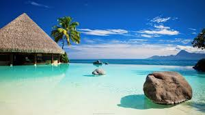 tropical island paradise tropical island desktop backgrounds group 81