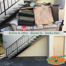 Recycle Sofas Free Junk Removal U0026 Recycling College Hunks Hauling Junk And Moving