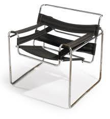 wassily chair model b3 marcel breuer chromium plated tubular