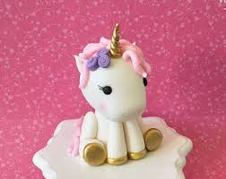 unicorn cake topper edible 3d rainbow unicorn cake topper birthday cake
