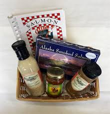 salmon gift basket salmon gift basket