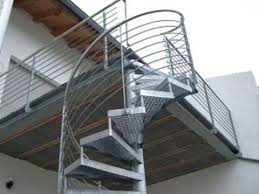stahlbau balkone metallbau trenz