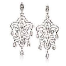 diamond chandelier earrings small diamond chandelier earrings thesecretconsul