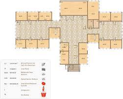 Example Floor Plan by Emergency Plan Sample Fire Emergency Plan