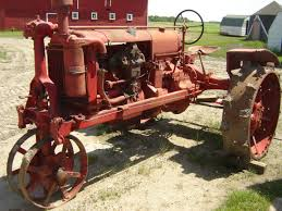 bruce and beverley cochran farm collectible tractors tools